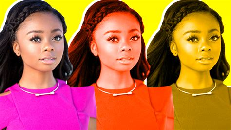 Skai Jackson Azealia Banks Feud, Meme, Natural Hair ...