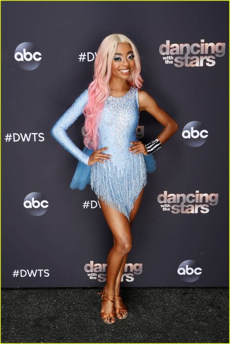 Skai Jackson Channels Doja Cat For  Dancing With The Stars ...