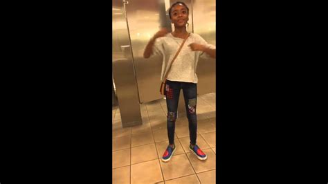 Skai jackson dancing   YouTube