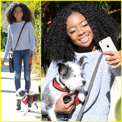 Skai Jackson Dishes On Her Selfie Game | Skai Jackson ...