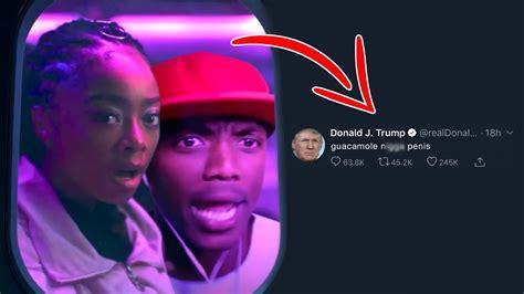 Skai Jackson doxxed Donald Trump   YouTube