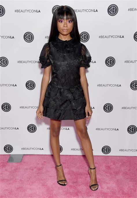Skai Jackson Gets Real About Being a Child Actor and the ...