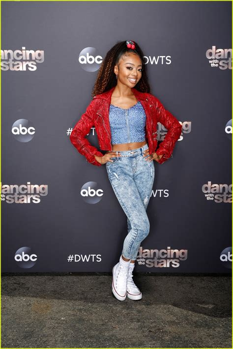 Skai Jackson Goes Back To The Future On  Dancing With The ...