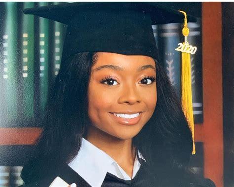 Skai Jackson Graduates Top Of Her Class   Celebrity News
