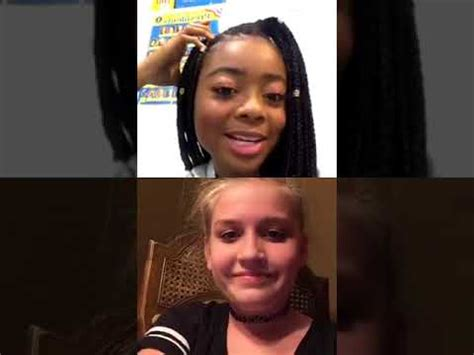Skai Jackson Instagram Live   22 January 2018   YouTube