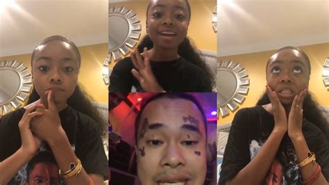 Skai Jackson | Instagram Live Stream | 23 October 2018 ...