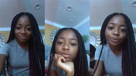 Skai Jackson | Instagram Live Stream | 31 December 2018 ...