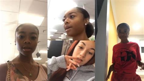 Skai Jackson | Instagram Live Stream | 4 September 2018 ...