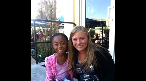 Skai Jackson Interview at 4th Annual TJ Martell Family Day ...
