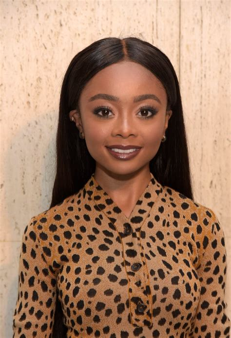 Skai Jackson Is A Blossoming Beauty To Watch   Essence