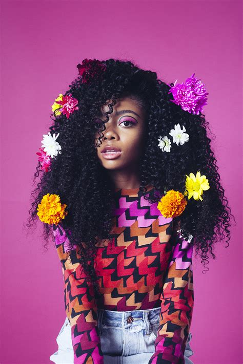 Skai Jackson Is All Grown Up And Gorgeous As She Poses For ...
