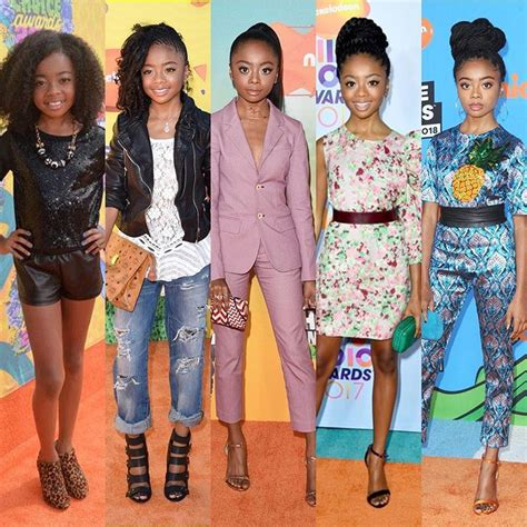 Skai Jackson: Is She Dating a Boyfriend or Just Too Young ...