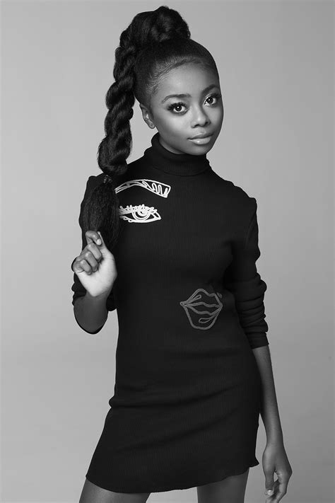 Skai Jackson Is Taking Over Your Feeds   PAPER