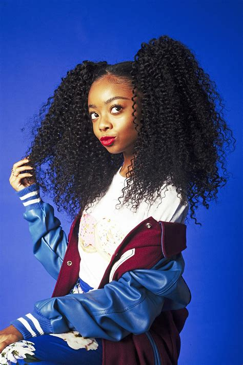 Skai Jackson Makes The World Standstill | StyleVitae