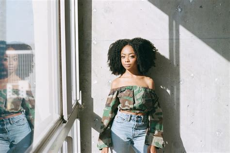 Skai Jackson On Growing Up in the Spotlight | HYPEBAE