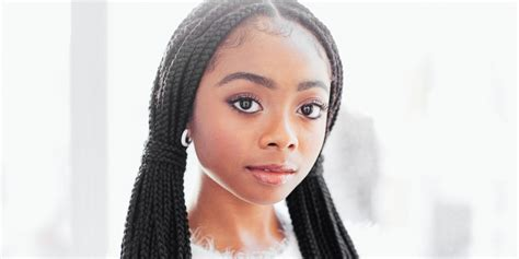 Skai Jackson Reveals The One Fashion Item That Gives Her ...
