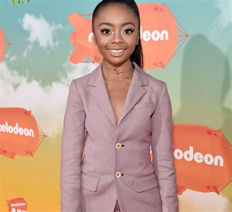 Skai Jackson s Mom Kiya Cole Engaged To Gene Salas