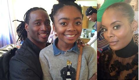 Skai Jackson s Parents Jacob Jackson and Kiya Cole  Bio