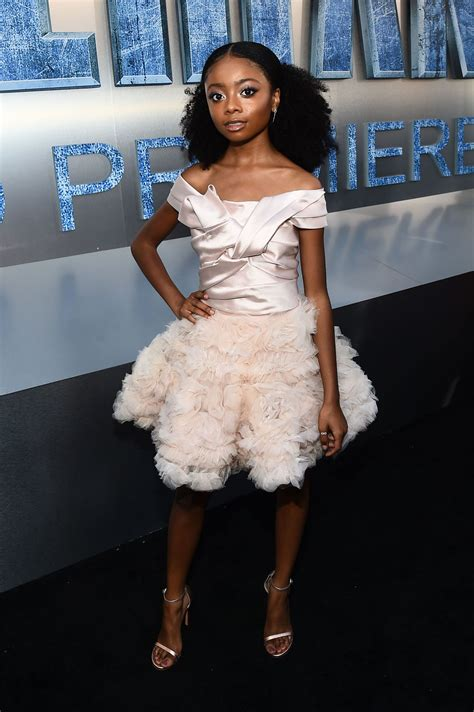 "Skai Jackson – ""Valerian and the City of a Thousand ..."