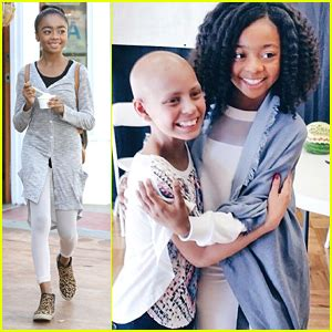 Skai Jackson Says Goodbye To Fan Who Passed Away In Moving ...