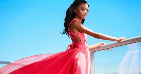 Skai Jackson Shares the Thing People Don t Know About Her