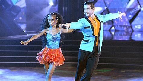 Skai Jackson Slipped In 'DWTS' Performance: She Reveals ...