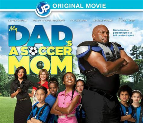 SKAI JACKSON STARS IN  MY DAD S A SOCCER MOM