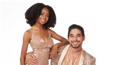 Skai Jackson Tangos With Alan Bersten On 'Dancing With The ...