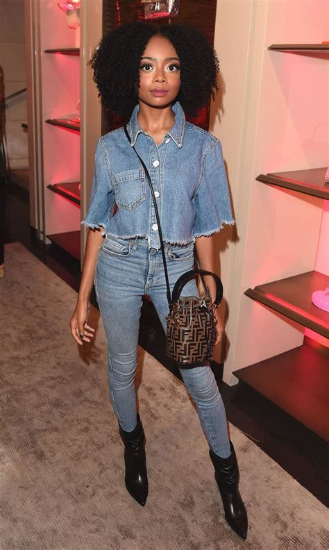 Skai Jackson's Red Carpet Style: Her Best Outfits