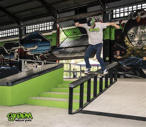 Skatepark | Green Indoor Park · Granollers · Barcelona