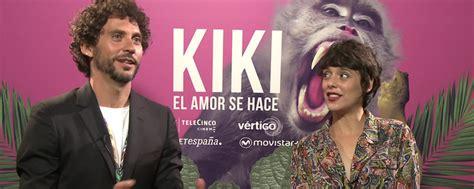 'Kiki, el amor se hace': Entrevista en vídeo con Paco León ...