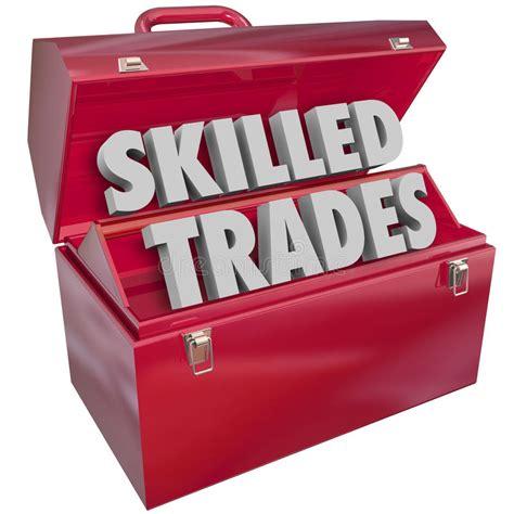 Skilled Trades Toolbox Technician Mechanic Blue Collar ...
