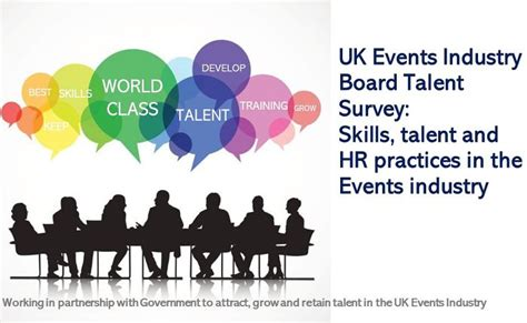 Skills shortages experienced by 61 per cent of event ...