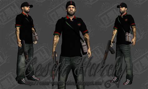 Skin Civil V2 Gucci Edition By Cesar Hardy ~ Cesar Hardy Skins