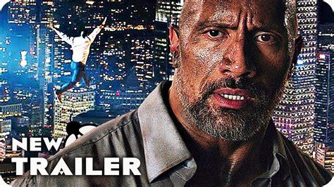 SKYSCRAPER All Clips & Trailer  2018  Dwayne Johnson ...
