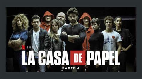 """""""La casa de papel"""" temporada 4: este es el esperado ..."""