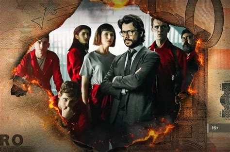 'La Casa de Papel' tendrá una tercera temporada en Netflix ...