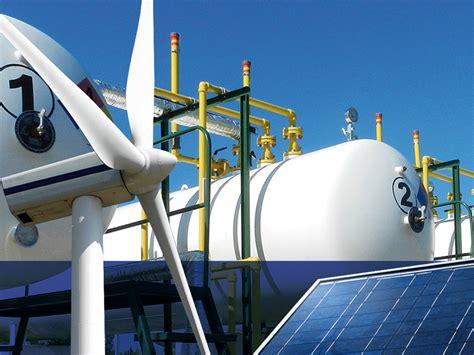 """""""La mejor política energética es combinar gas con ..."""