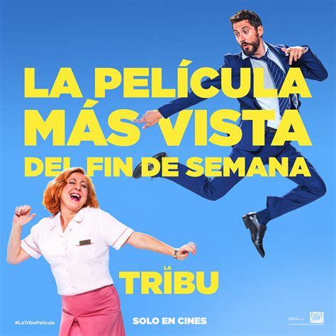 """""""La Tribu"""" es la película con mayor número de espectadores ..."""