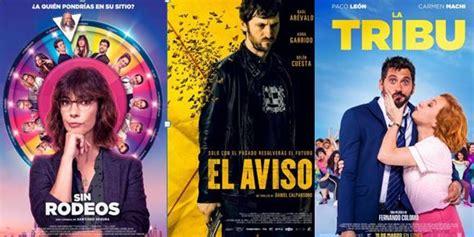 """""""La Tribu"""" fue ayer, 24 3 2018, la 2ª película más ..."""