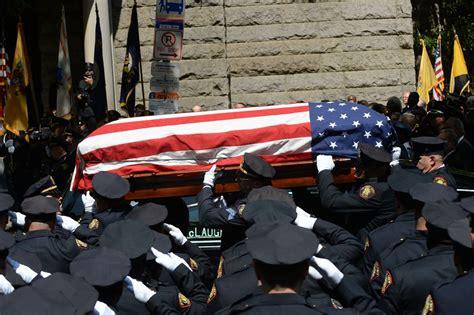 Slain Jersey City cop Melvin Santiago laid to rest at ...