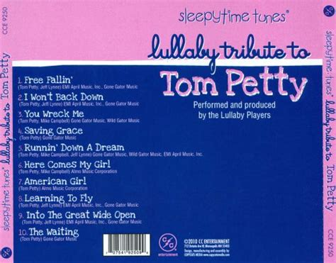Sleepytime Tunes: Lullaby Tribute to Tom Petty   Various ...