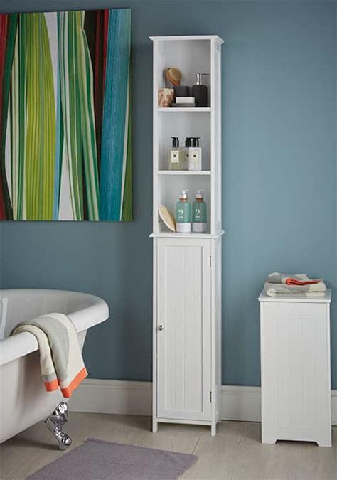 Slimline Tall Bathroom Storage Cabinet   STORE   Bathroom ...