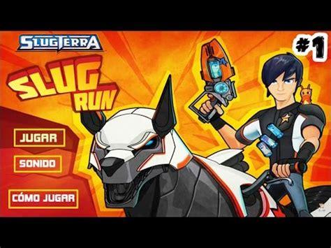 SLUG RUN – ¡Empezamos con la aventura!   Juego Bajoterra ...
