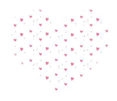 Small and Tiny Heart Pattern Gif Images   Best Animations