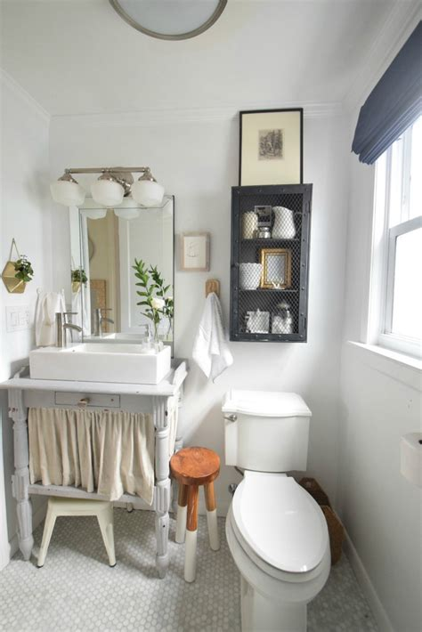 Small Bathroom Ideas and Solutions in our Tiny Cape ...