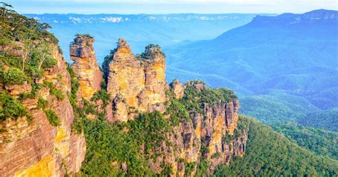 Small Group Blue Mountains, Featherdale & Cruise Day Tour ...