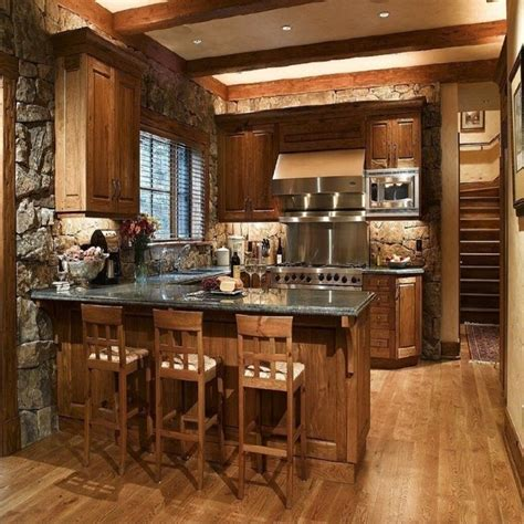 Small Rustic Kitchen Ideas, This is not the kind of ...