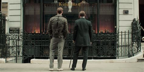 """""""Manners Maketh Man"""" Returns in the New """"The King's Man ..."""