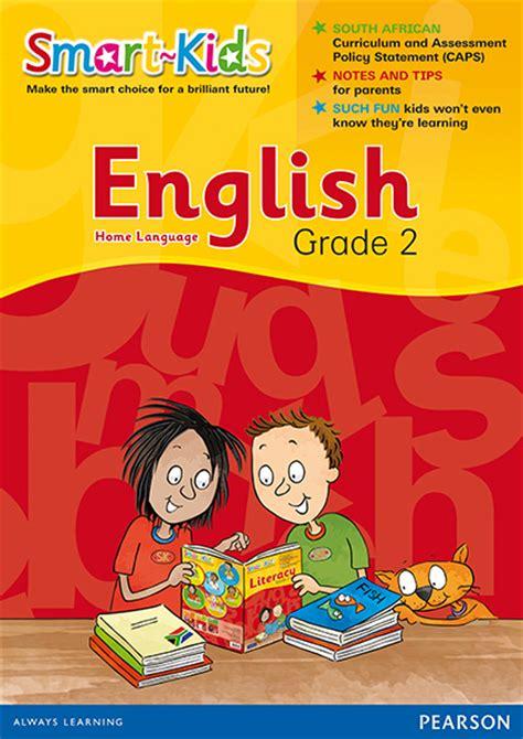 Smart Kids English Grade 2 Workbook | Smartkids